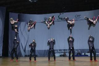 Prosegue a Rimini Fiera Sportdance, il Festival Europeo della Danza Sportiva