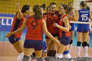 Europei 2013: si qualificano sia la nazionale maschile che la femminile