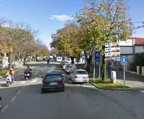 Pedone investito da autobus in via Valturio. Grave un 95enne