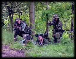 Giocano alla guerra nel suo giardino. Anziana chiama i carabinieri