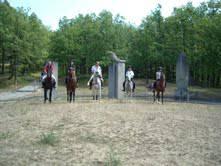 Turismo equestre Fise: a Modena lungo i percorsi della Resistenza