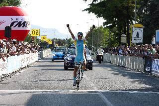 Ciclismo. Ruslan Tleubayev si aggiudica la 41^ Coppa della Pace