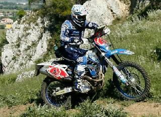 Moto Rally. Alex Zanotti conserva la leadership nel Campionato Italiano 450