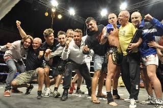 Thai Boxe. El Magd del Figh Club Riccione trionfa nelle selezioni per Oktagon