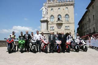 Superbike. Max Biaggi e Marco Melandri accendono Misano