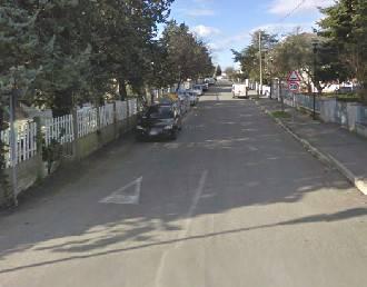 39enne cade in moto a San Giovanni M.. Ricoverato al Ceccarini con gravi lesioni