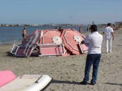 Malore in mare. 74enne perde la vita nel pomeriggio al Bagno Toni