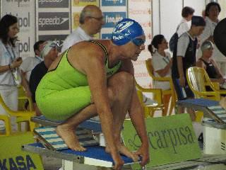 Riccione Fina World Masters. La prima giornata del nuoto