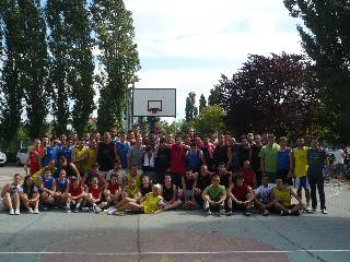 Quasi 200 atleti in campo per il Torneo di Basket 3c3 Starlight