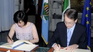 Firmato accordo Italia-San Marino sul fisco per uscire dalla black list