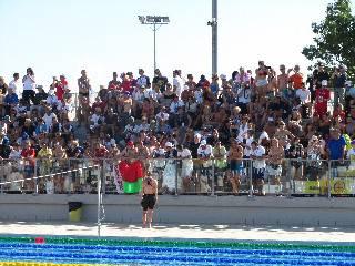 Riccione Fina World Masters. Il 16 e 17 giugno si nuota in mare