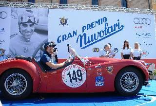 Piazzale Fellini ospiterà due giorni le auto storiche del Gp Nuvolari