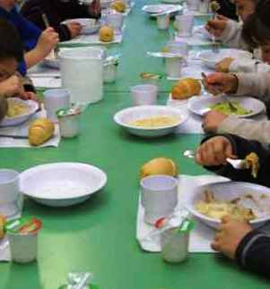 Scuola Ferrarin. 20.000 € per i lavori di sistemazione degli spazi mensa