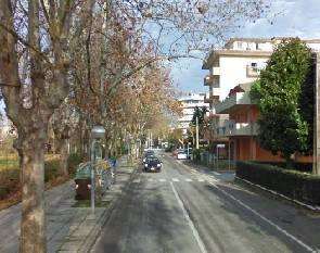 Motociclista 41enne grave dopo incidente in via Ennio Quinto