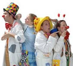 Sabato Dottor Clown in Festa alla Darsena di Rimini