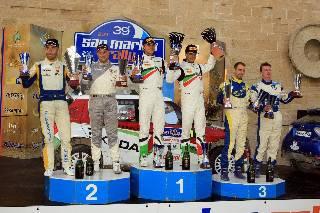 Historic San Marino Rally, definite le prove speciali