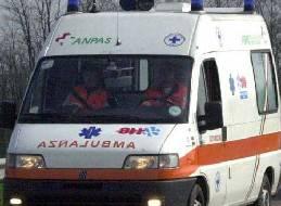 Gravi traumi per anziana caduta in bicicletta a Santa Giustina.