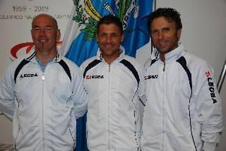 Nazionale di San Marino in partenza per i Mondiali di pesca in apnea