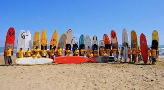 Sabato 7 luglio 2012, Riccione capitale del surf con la pagaia