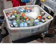 Sequestrato furgone di venditori abusivi alcolici in zona Notte Rosa