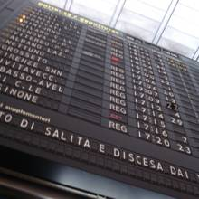 Investimento mortale a S. Lazzaro. Ritardi sui treni della Bologna-Rimini