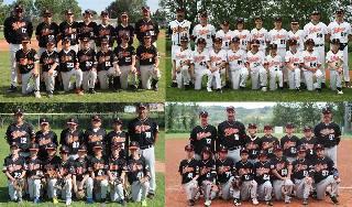 Concluse le fasi provinciali dei campionati giovanili di baseball