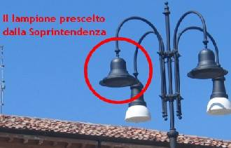 Via libera da Sovrintendenza Ravenna per illuminazione a led in p.zza Ganganelli