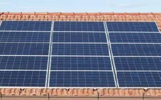 Fotovoltaico in ripresa: produzione a +90%, crescono impianti integrati