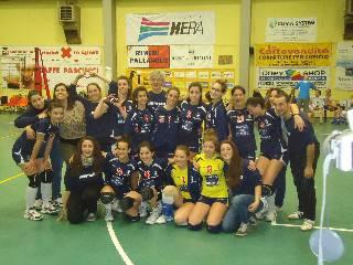 La Rimini Pallavolo acquista i diritti per la serie C femminile