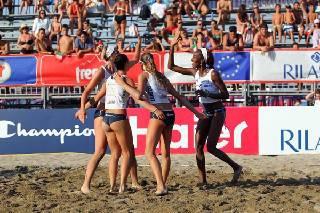 Lega Volley Summer Tour 2012: nel fine settimana a Riccione