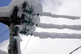Black out elettrico per la neve: indennizzi fino a 650 euro
