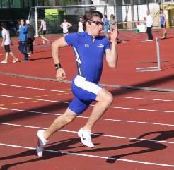 Atletica. Il sammarinese Nicholas Chianese ai Mondiali Juniores di Barcellona