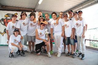 Baseball giovanile. Al via il 18° Trofeo Nico&Matt dei Falcons