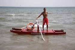Commissione: salvamento in spiaggia va garantito anche in caso scioperi