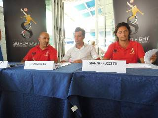 Il Super Eight Beach Soccer fa tappa a Riccione