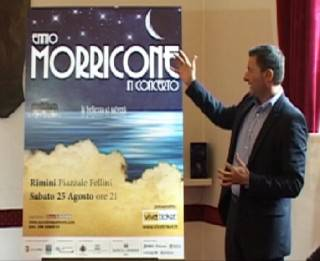 Il Coro Galli accompagnerà Morricone nel concerto del 25 agosto