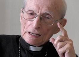 Il card. Tonini compie 98 anni. Per un anno fu amministratore della Diocesi
