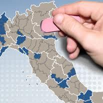 Il consiglio dei ministri conferma: tagliata la provincia di Rimini