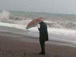 In arrivo vento e temporali, brusco calo delle temperature