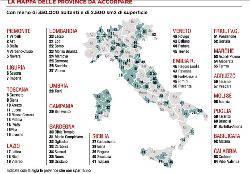 Taglio province. Da un lettore parole di speranza per Rimini: nulla è deciso