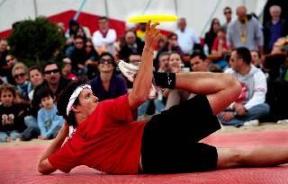 I Mondiali di Frisbee Freestyle dal 2 al 5 agosto a Riccione