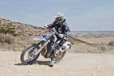 Alex Zanotti in testa al Mondiale Baja