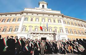 Protesta dei Sindaci a Roma. Allargare le maglie del patto di stabilità