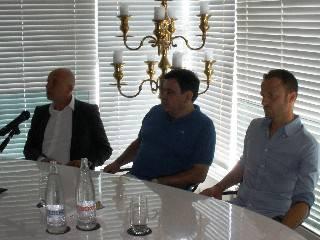 Il nuovo presidente del Riccione Calcio è Giorgio Bonardi