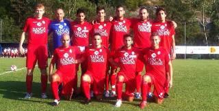 Nella prima amichevole stagionale il Rimini batte la Bagnese 7-1