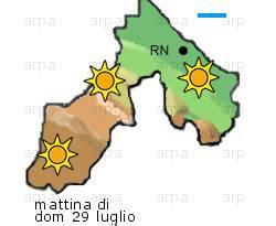 Caldo: oggi il picco, ma massime sopra i 30 anche per i prossimi giorni
