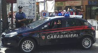 Controlli dei Carabinieri in zona porto canale. Identificate 30 persone