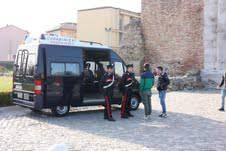Rinforzi estivi Carabinieri. Stazioni mobili a marina centro e Miramare