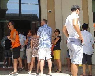 Referendum compensi parlamentari. Col rush finale Rimini chiude a 4.400