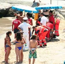 Malore in spiaggia. Nulla da fare per un 77enne di Sassuolo